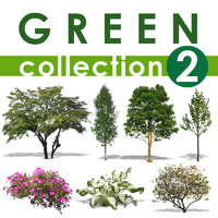 green collection 2